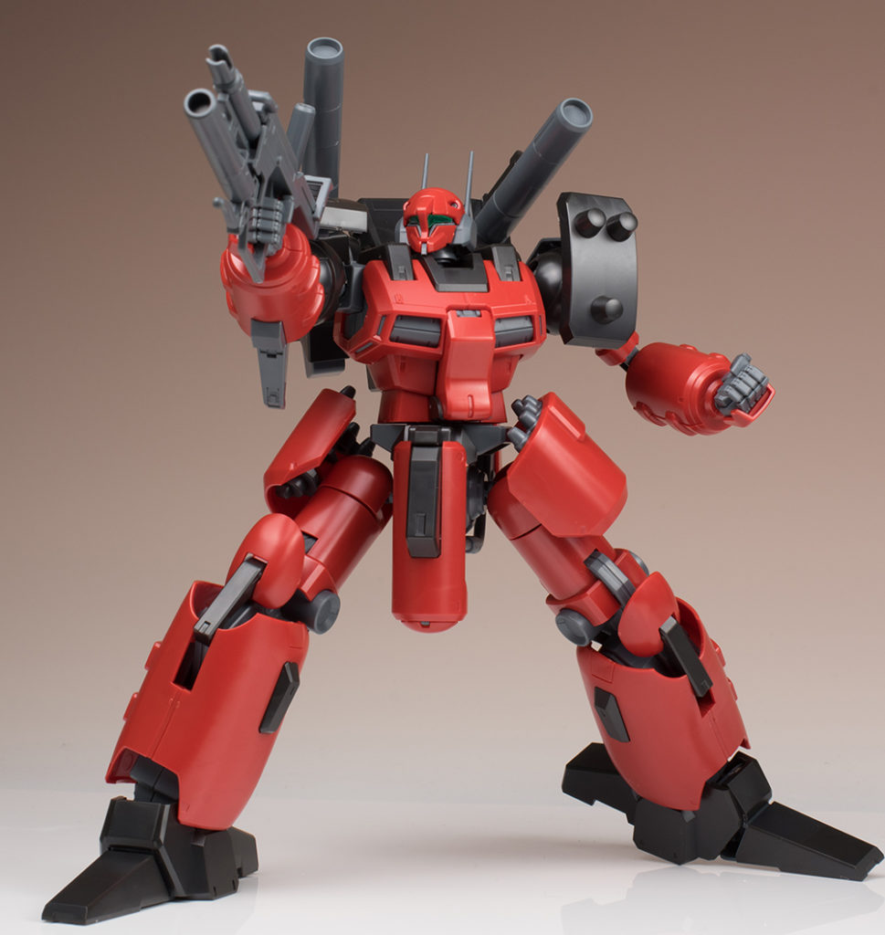 FULL REVIEW P-Bandai RE/100 GUNCANNON DETECTOR (Z-MSV Ver.) many images