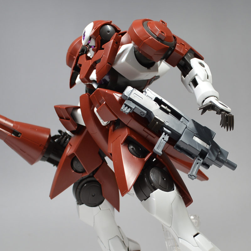 REVIEW P-Bandai MG 1/100 GN-X III A-LAWS TYPE No.76 images