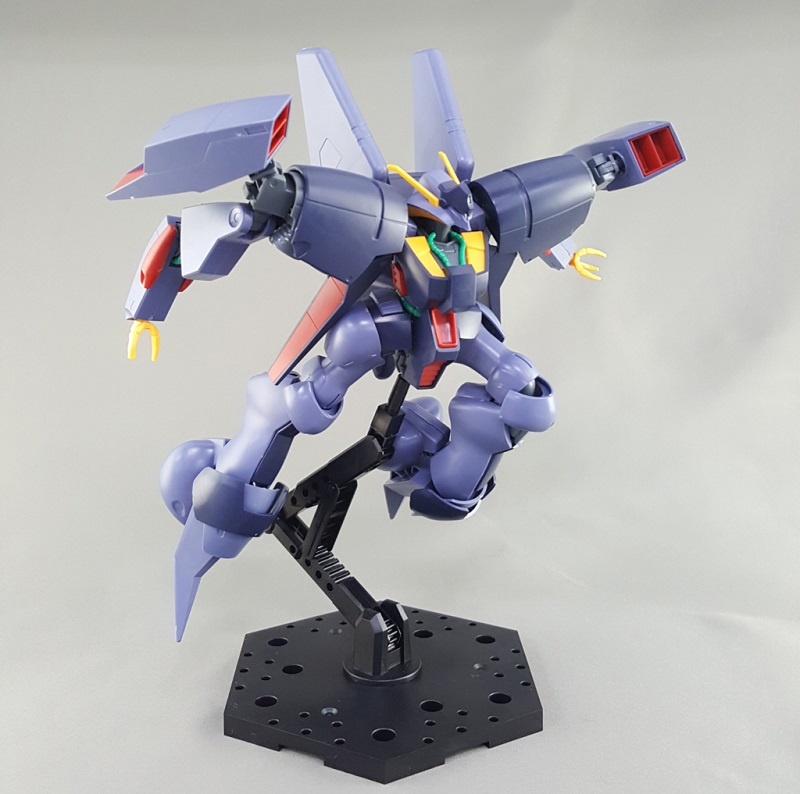 HGUC 1/144 RX-160 Byarlant: Just Added NEW Official Images, Info Release