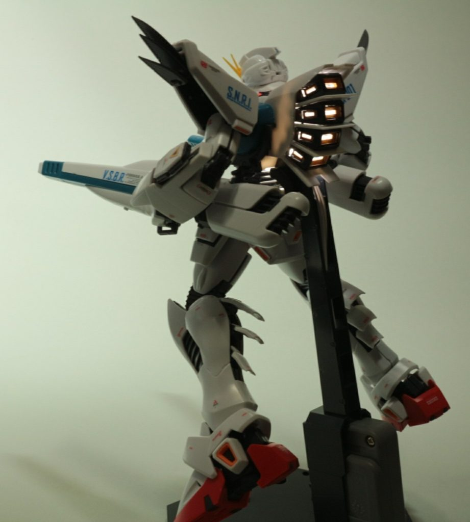 MG 1/100 GUNDAM F91 Ver.2.0 (a new interesting full REVIEW) No.93 Images