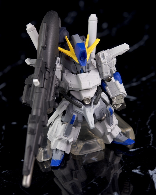FW GUNDAM CONVERGE:CORE FAZZ - REVIEW -