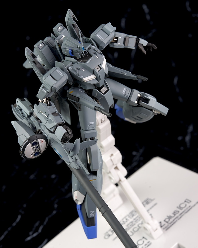 REVIEW METAL ROBOT魂 Ka signature MSZ-006C1 Z plus [C1]