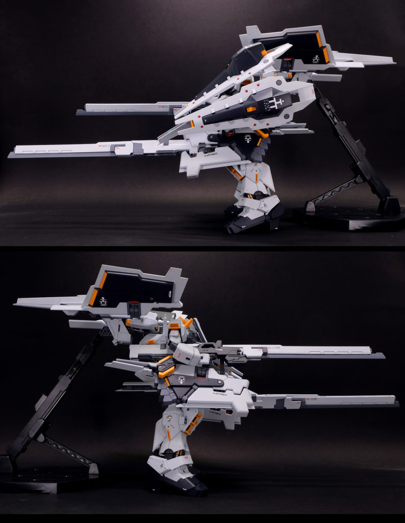 hf_clam2005's MG 1/100 GUNDAM TR-1 HAZEL-RAH SECOND FORM: Full Photo Review