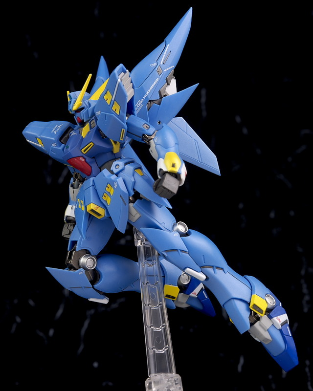 SUPER ROBOT WARS OG: METAL ROBOT SPIRITS Ka signature PERSONAL TROOPER PTX-08R HUCKEBEIN - REVIEW -