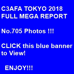 C3AFA TOKYO 2018 FULL MEGA PHOTOREPORT No.705 Photos (Upcoming GUNPLA / others) Click this banner to View!