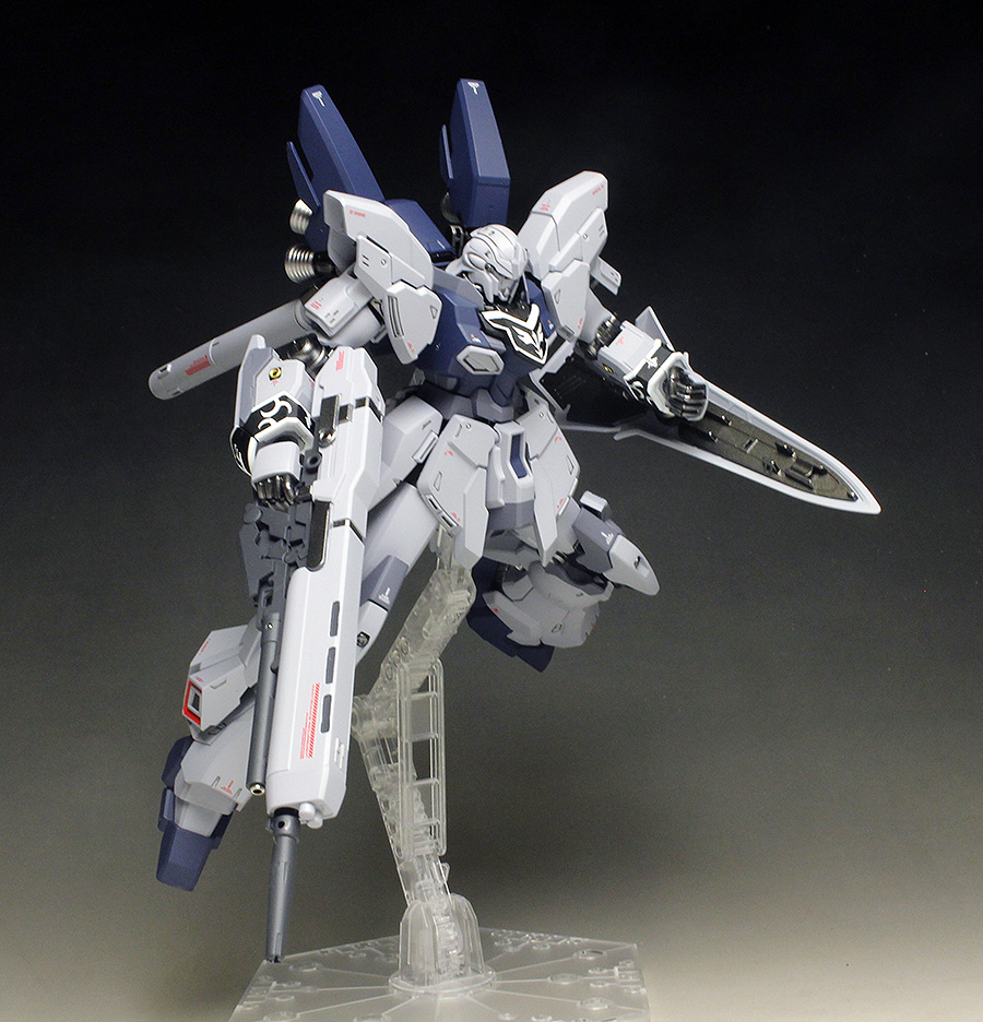 [work] HGUC 1/144 SINANJU STEIN (Narrative Ver.) painted build images, credit