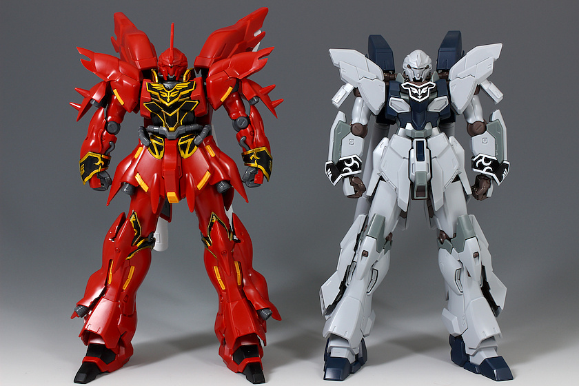 REVIEW HGUC 1/144 SINANJU STEIN (Narrative Ver.) No.78 images, credit