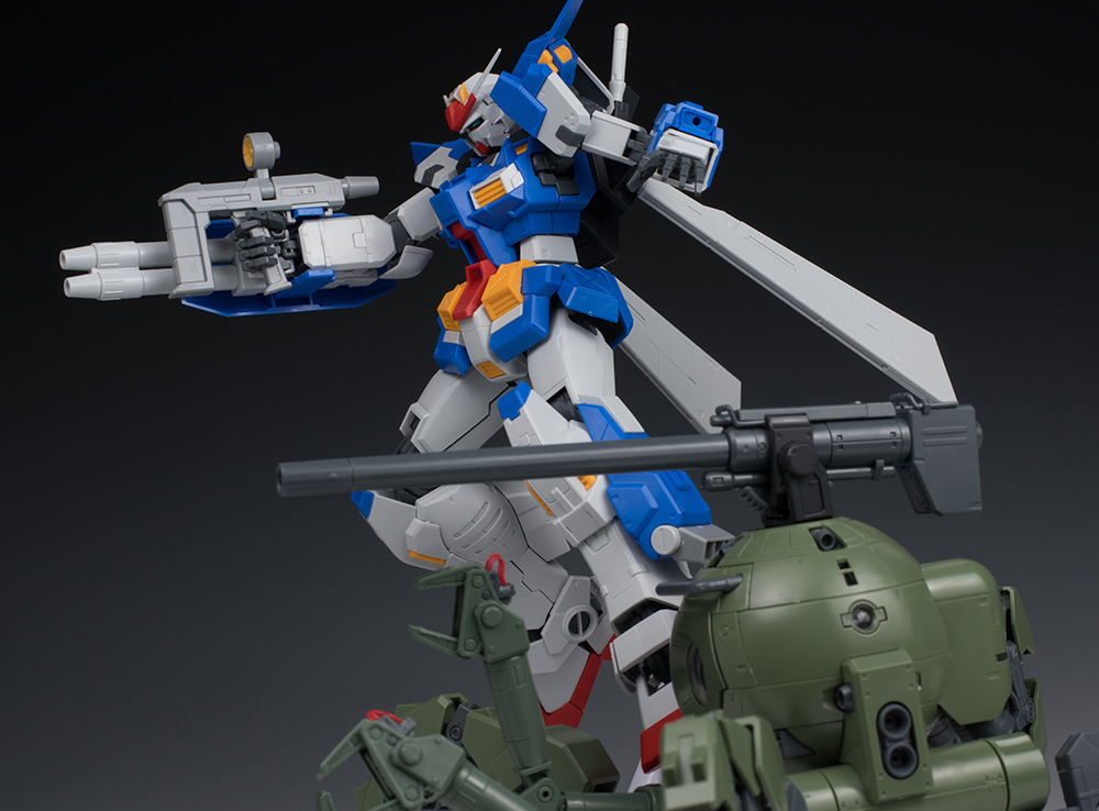 REVIEW P-Bandai MG Build Divers 1/100 GUNDAM STORMBRINGER (No.67 images, credit)