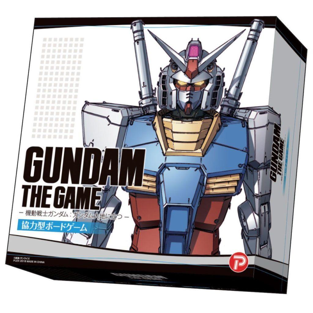 P-Bandai GUNDAM THE GAME 機動戦士ガンダム:ガンダム大地に立つ
