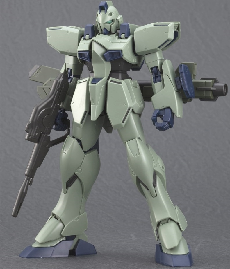 RE/100 Gun-EZ: Update Official Images, Info Release