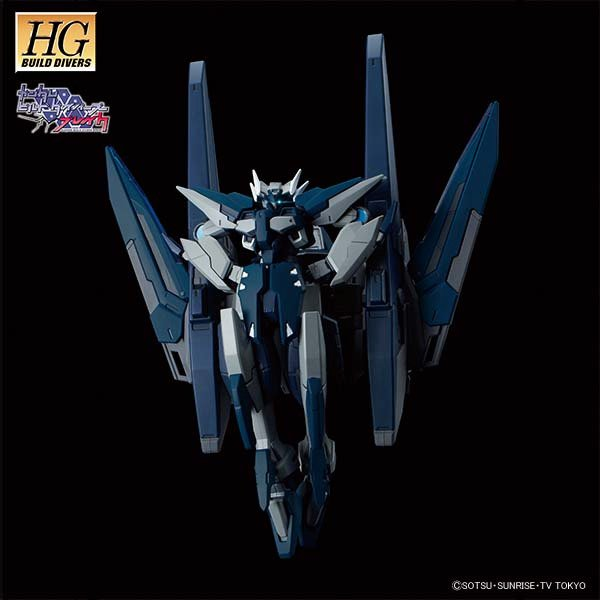 HGBD 1/144 GUNDAM ZERACHIEL (Gundam Build Divers Break): Official Images, Info