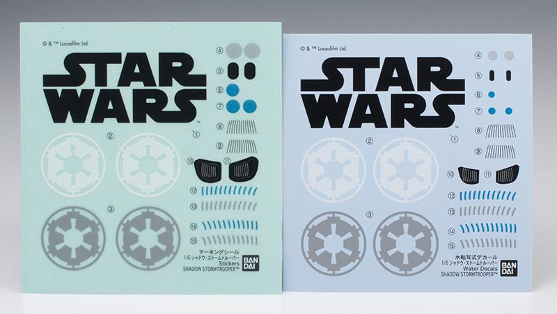 Bandai x Star Wars 1/6 SHADOW STORMTROOPER REVIEW (No.49 images, credit)