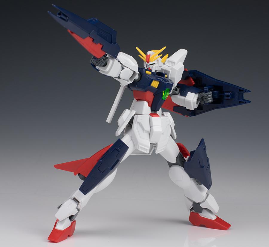 10 Gundam Shining Break Images