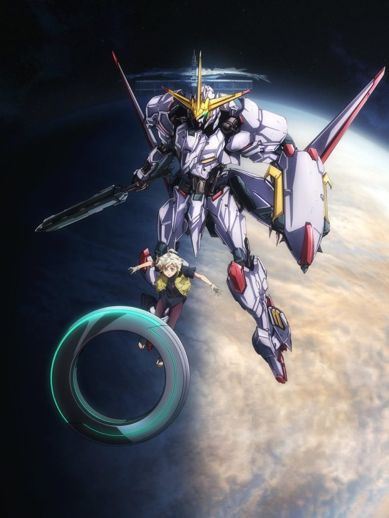 Iron-Blooded Orphans Anime Gets Spinoff in App: Info, images, video, LINKS