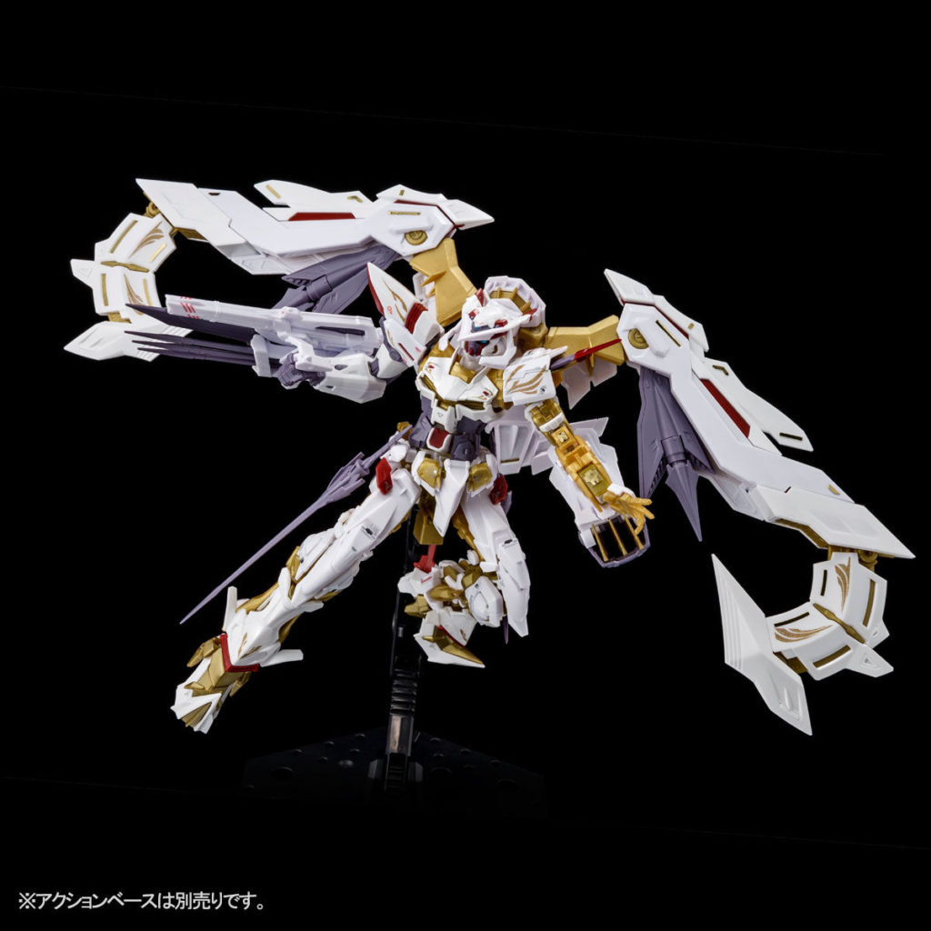 P-Bandai RG 1/144 GUNDAM ASTRAY GOLD FRAME AMATSU HANA