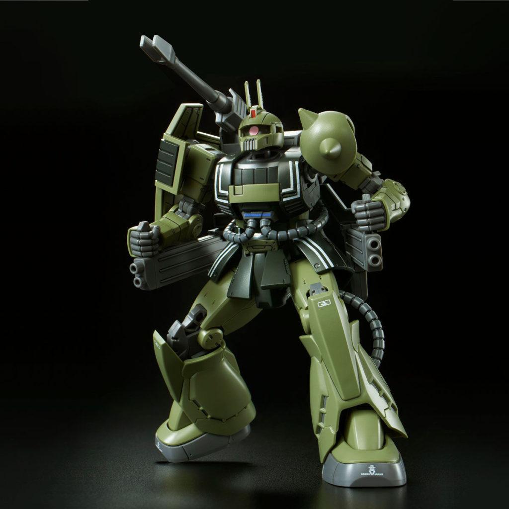 P-Bandai HG 1/144 MS-06K ZAKU CANNON (Gundam the Origin