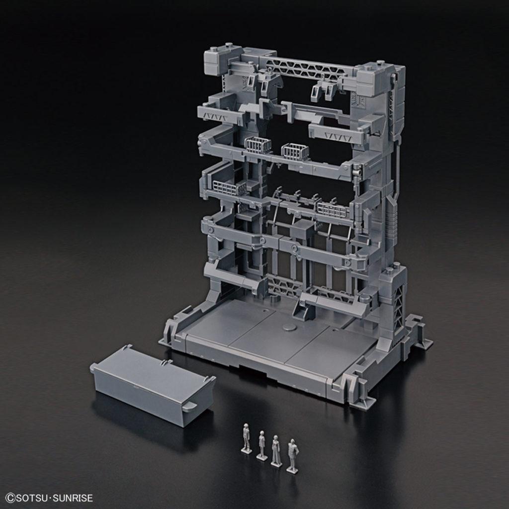 MG 1/100 Gundam Base Limited MS CAGE