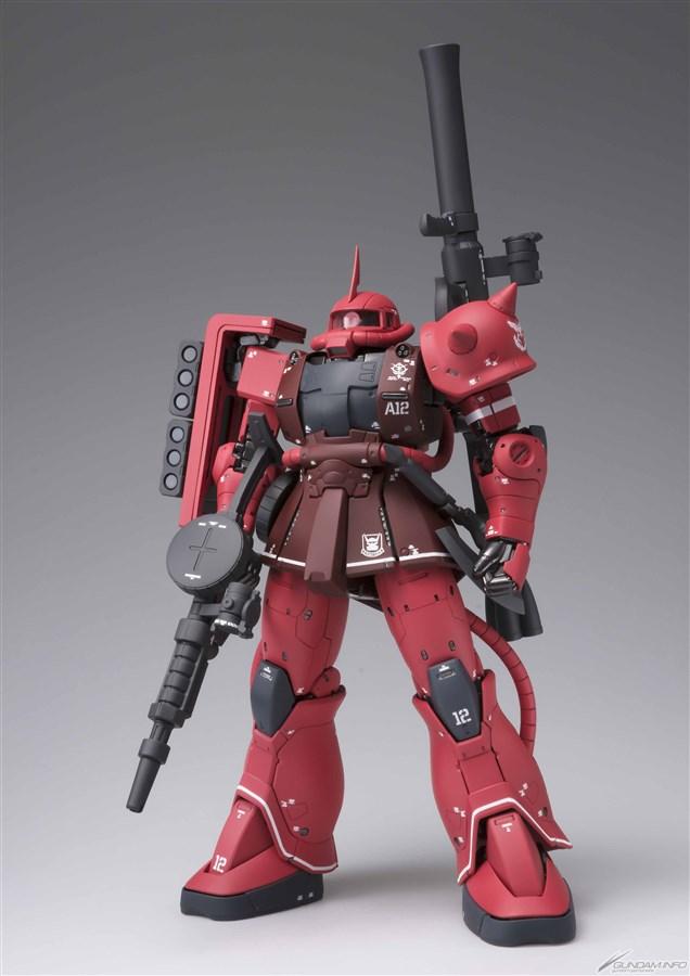 Gundam Fix Figuration Metal Composite Char's Zaku II