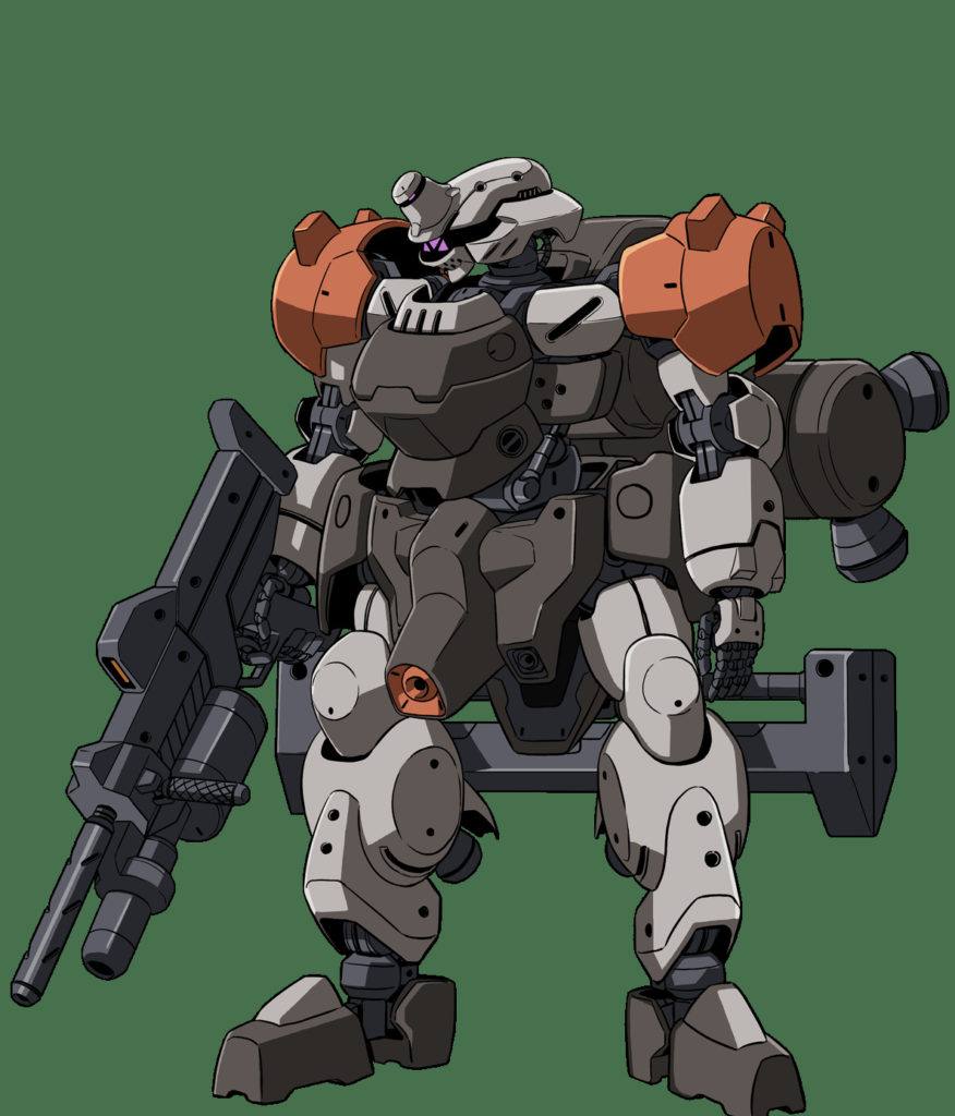 Mobile Suit Gundam IRON-BLOODED ORPHANS Urdr-Hunt INFO, MECHAS