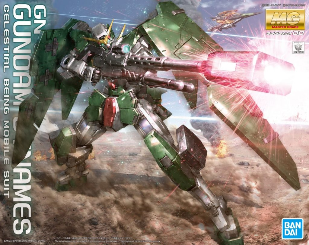 No.40 official IMAGES MG 1/100 GUNDAM DYNAMES
