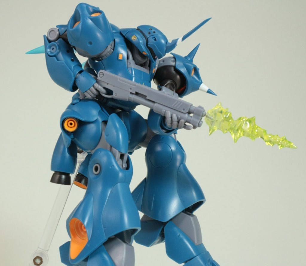 REVIEW ROBOT Spirits <SIDE MS> MS-18E Kampfer ver. A.N.I.M.E.
