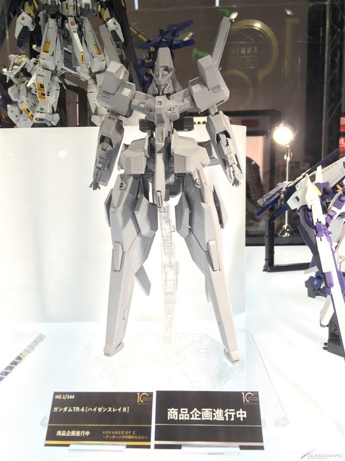 (REPORT) PREMIUM BANDAI GUNPLA MUSEUM: 10th Anniversary of P-Bandai Hobby Online Shop (No.22 images)