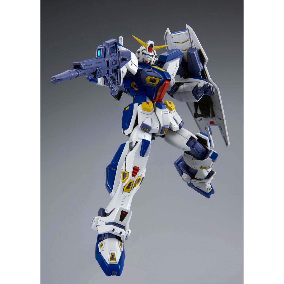 P-Bandai F90 A to Z Project: MG 1/00 GUNDAM F90 FULL promo ...