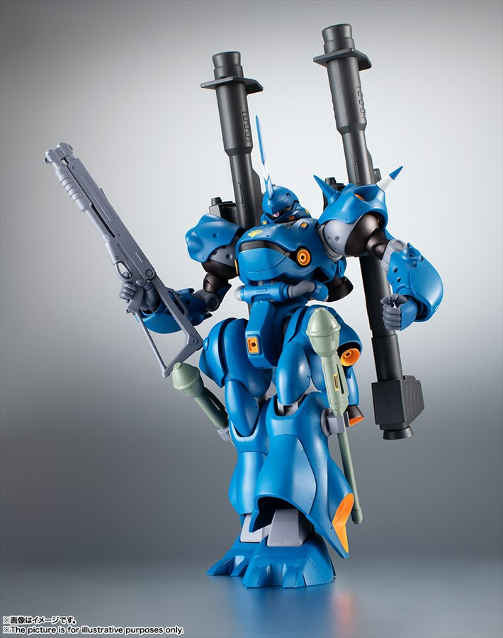 ROBOT Spirits <SIDE MS> MS-18E Kampfer ver. A.N.I.M.E. Price: 7,992 yen (tax included) Product release: Saturday, April 20, 2019
