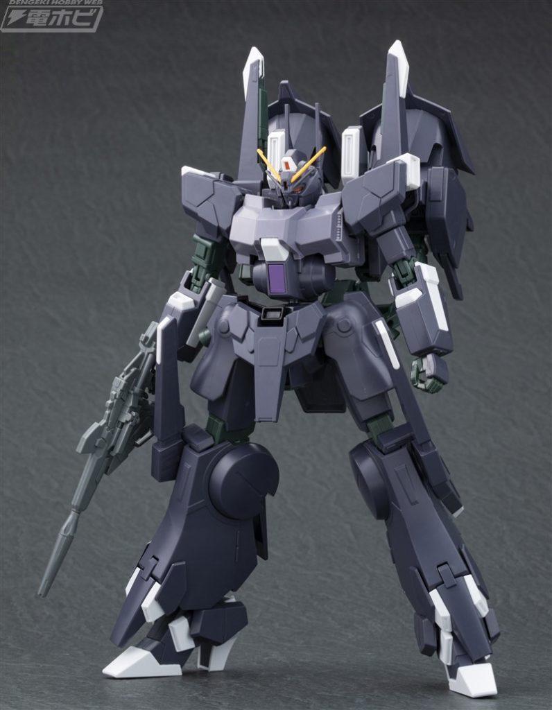 NEW IMAGES HGUC SILVER BULLET SUPPRESSOR (June - 2,916 Yen)