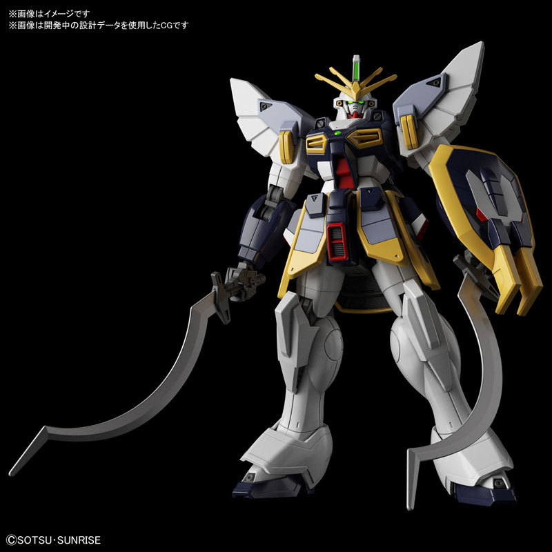 (New images) in September 2019, HGAC Gundam Sandrock will be released. (1,620 Yen)