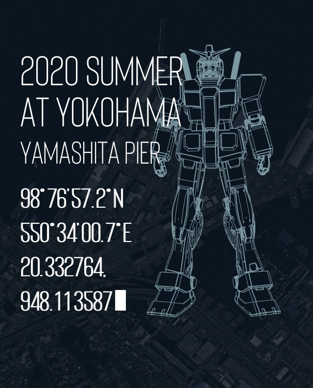 Life-Sized Moving GUNDAM at Yokohama Yamashita Pier: FULL Eng info