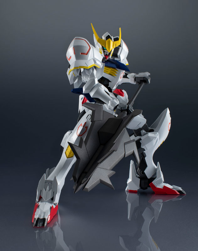 GUNDAM UNIVERSE GUNDAM BARBATOS, October release - 3,000 Yen