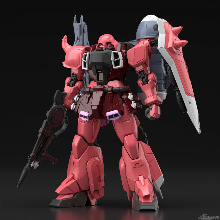 MG 1/100 Lunamaria's Gunner Zaku Warrior Images, info