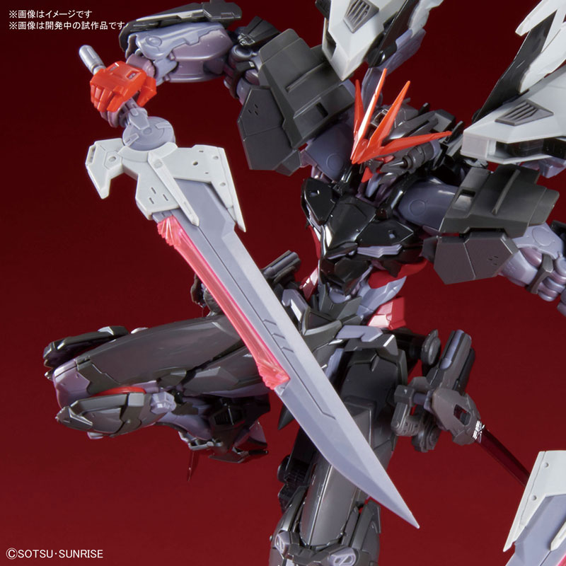 HiRM 1/00 GUNDAM ASTRAY NOIR: No.14 official images, info