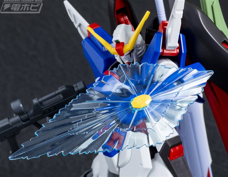 HGCE 1/144 DESTINY GUNDAM No.16 official images. Info