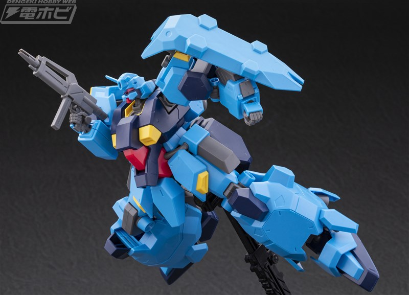 P-Bandai HGUC 1/144 Gustav Karl Gihren's Greed Ver. : just added new images on site