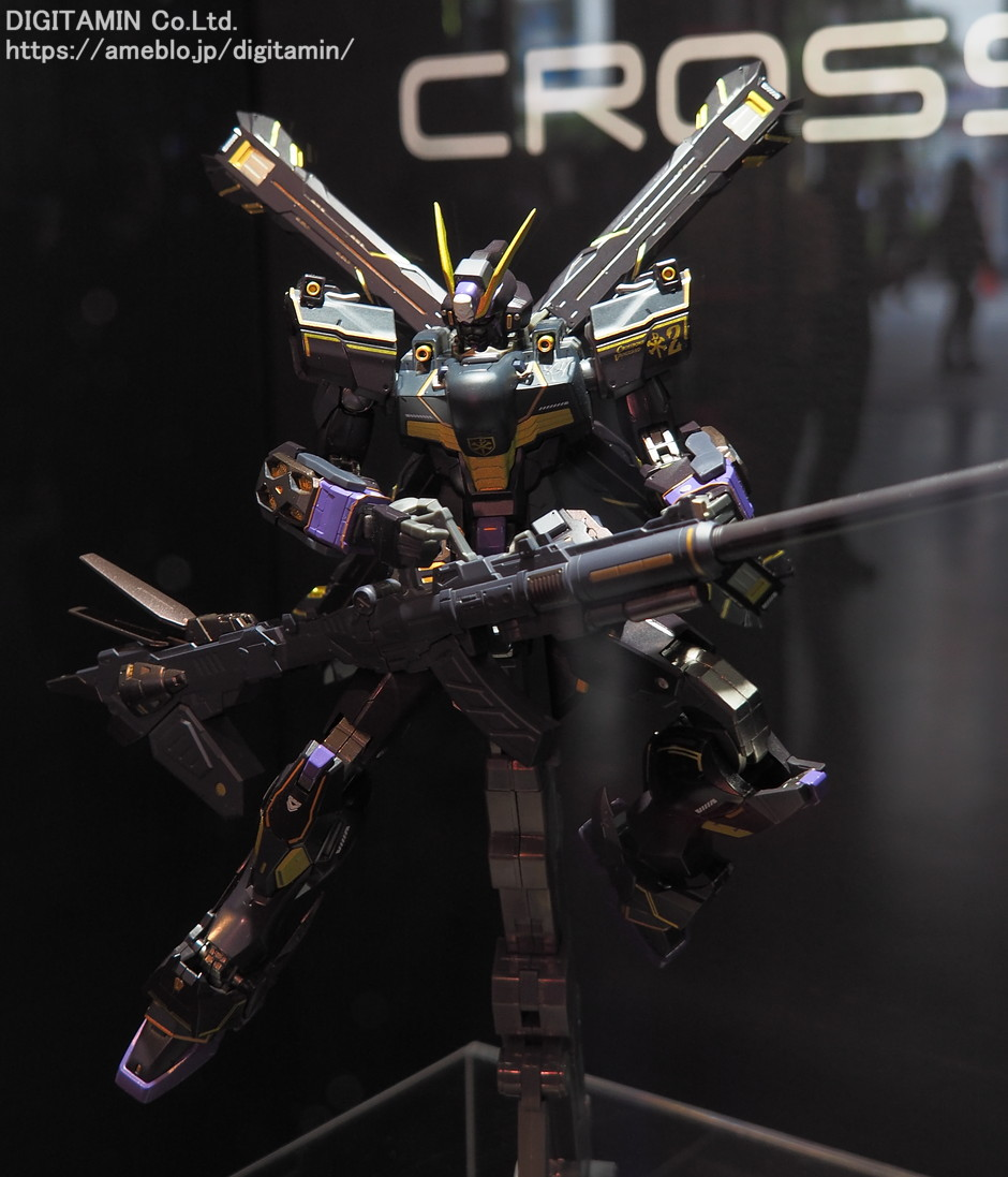 NEW METAL BUILD∞ (Infinity) METAL BUILD / OPTION SETS Gundam Series: MEGA Photoreport by DIGITAMIN (No.88 images on site)