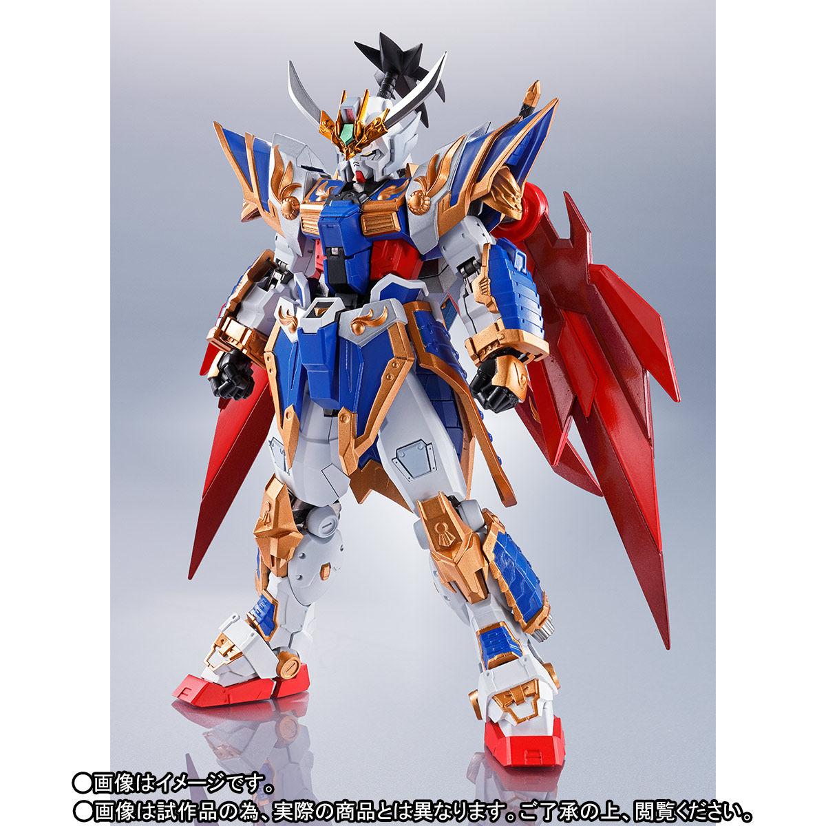 P-Bandai METAL ROBOT Spirits Ryubi Gundam (real type ver.)