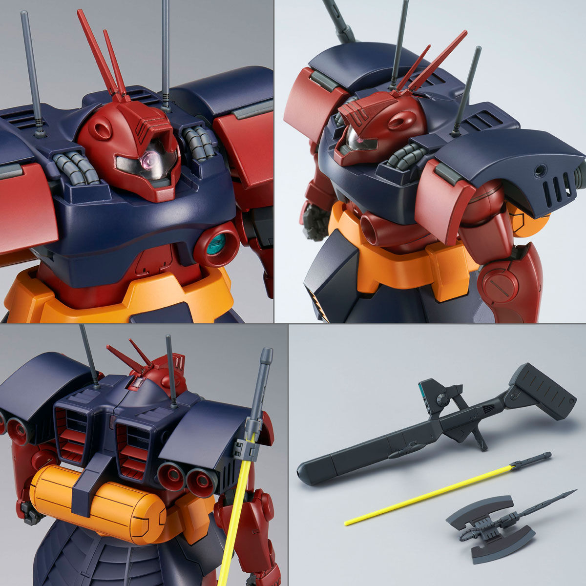 P-Bandai MG 1/100 DWADGE CUSTOM (Ace Pilot Log Series) No.13 images, info