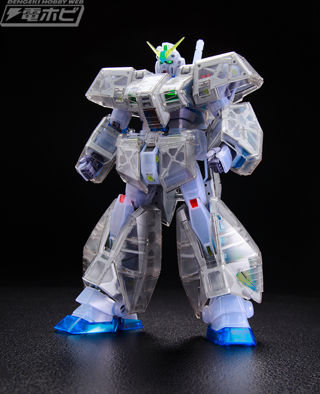 "On August 9, 2019, ""MG 1/100 Gundam NT-1 ver. 2.0 [Clear color]"" will be released at THE GUNDAM BASE TOKYO POP-UP in ISHIKAWA."