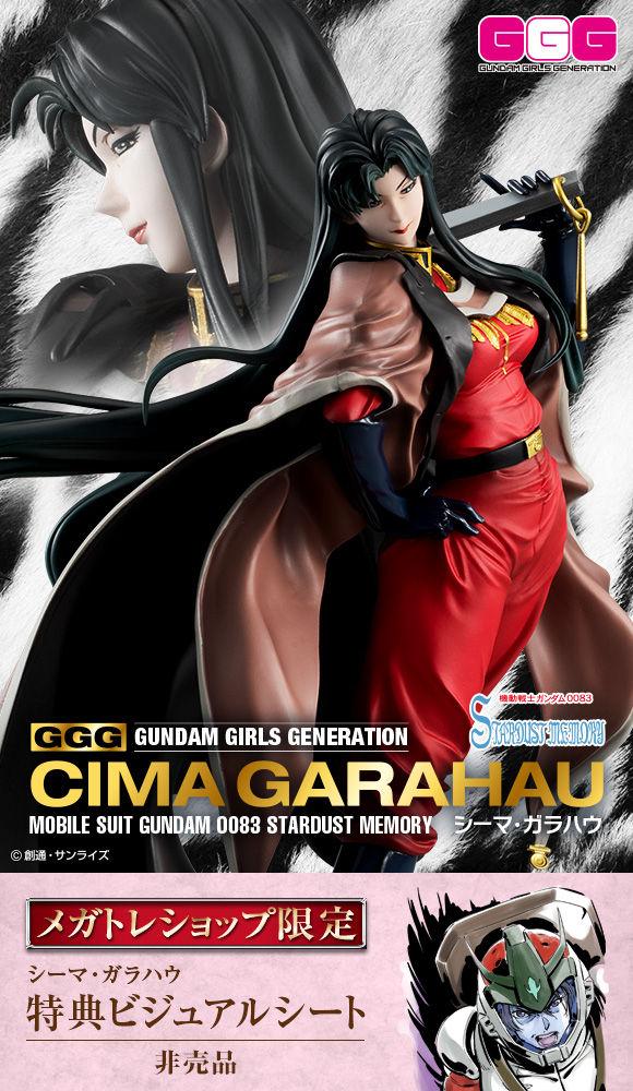 P-Bandai GGG 1/8 CIMA GARAHAU, images, info