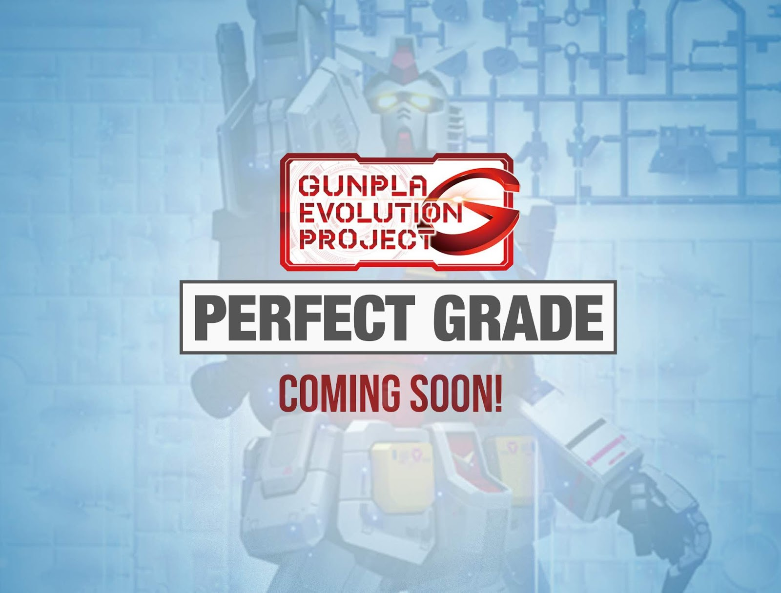A new PERFECT GRADE soon