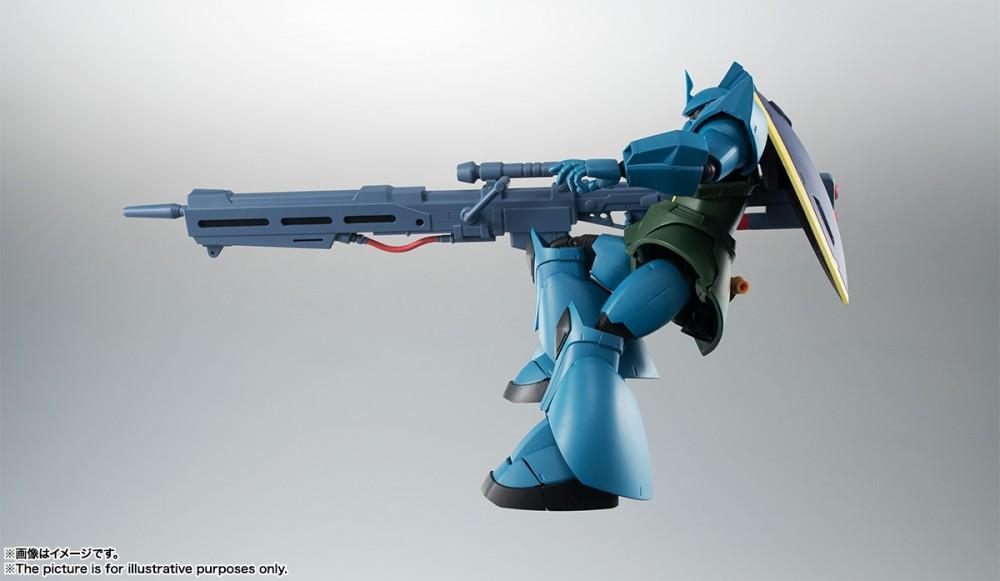 ROBOT魂 MS-14A GELGOOG ANAVEL GATO Custom ver. A.N.I.M.E. (No.13 images,info)