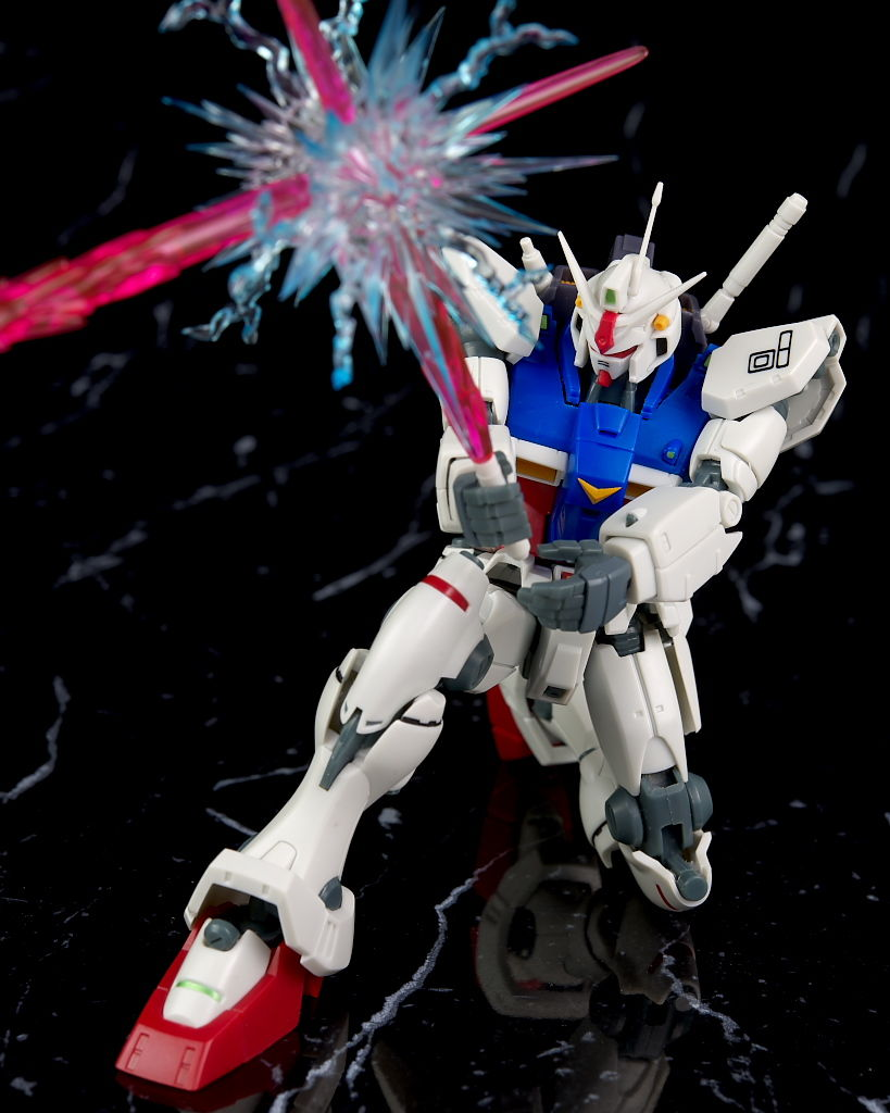 REVIEW ROBOT魂 GUNDAM GP01 ver. A. N. I. M. E. (No.43 images)