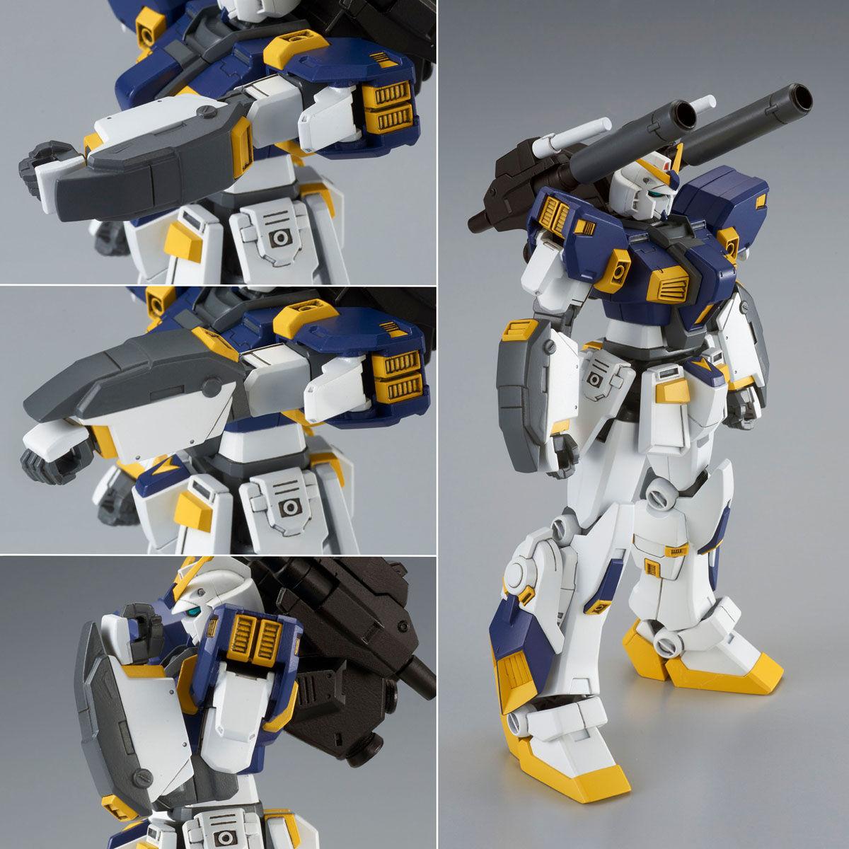 P-Bandai HGUC 1/144 RX-78-6 Mudrock Gundam (Madrock)