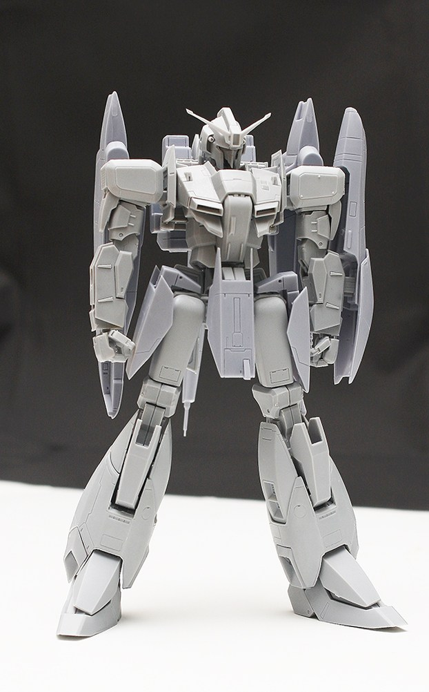 C3 AFA MARKET: STUDIO RECKLESS new work (FULL INFO, No.11 images on site) 1/144 Zplus / C4 modified parts