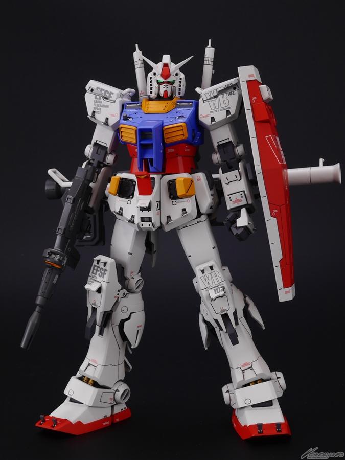 C3 AFA MARKET: 1/100 RX-78-2 Gundam [Normal Ver.]