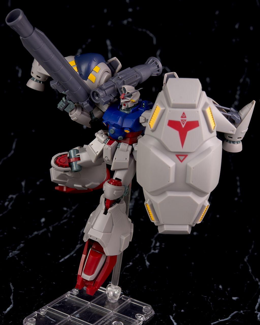 REVIEW ROBOT魂 RX-78GP02A GUNDAM Unit 02 Physalis ver. A.N.I.M.E.