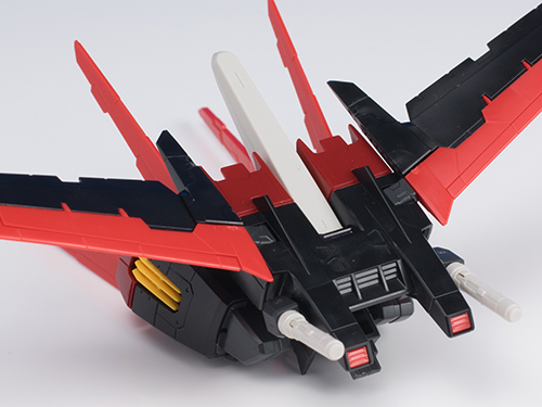 REVIEW P-Bandai RG 1/144 PERFECT STRIKE GUNDAM