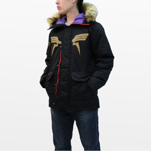 COSPA Limited PRINCIPALITY OF ZEON MOBILE ASSAULT FORCE THE BLACK TRI-STARS N-3B JACKET: images, Cospa link